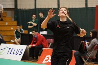 Badminton - Claudy Rivard