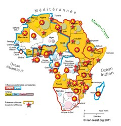 USA China Africa Oil china