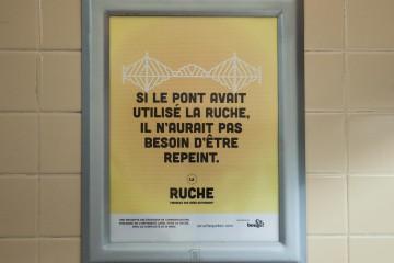 bannire la Ruche - Alice Chiche-1