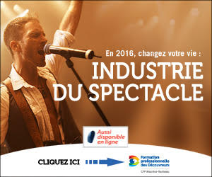Industrie du spectacle BB