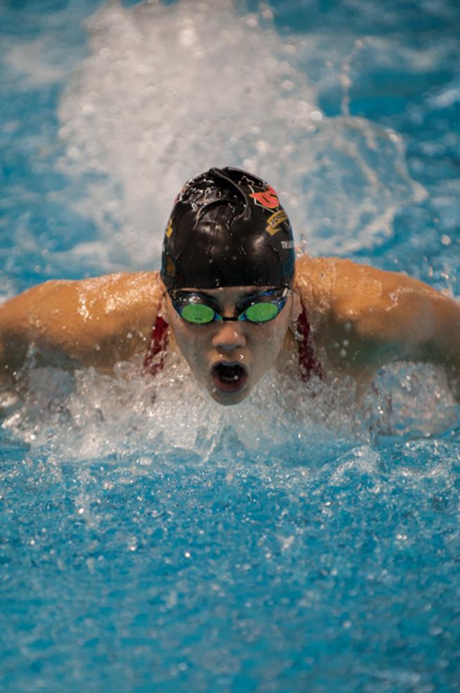 Entrainement de natation - Photo : Alice Chiche