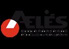 AELIÉS Logo Pale