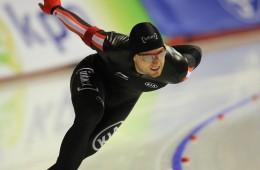 Patineurs podium - Courtoisie Arno Hoogveld - Organizing Committee Calgary-2