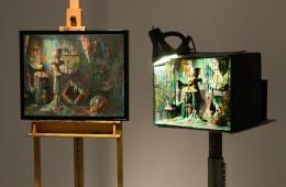 Courtoisie : Renée Mérhot - Galerie des arts visuels Université Laval
