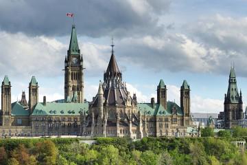 Parlement d'Ottawa - Crédit : Wikimédia Commons