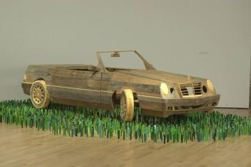 Musée - La voiture - Photo courtoisie MNBAQ Denis Legendre